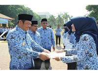 Pengalihan PNS Daerah ke Pusat Sebagai Tindak Lanjut Surat Edaran Menteri Dalam Negeri (Mendagri) Nomor 120/253/SJ