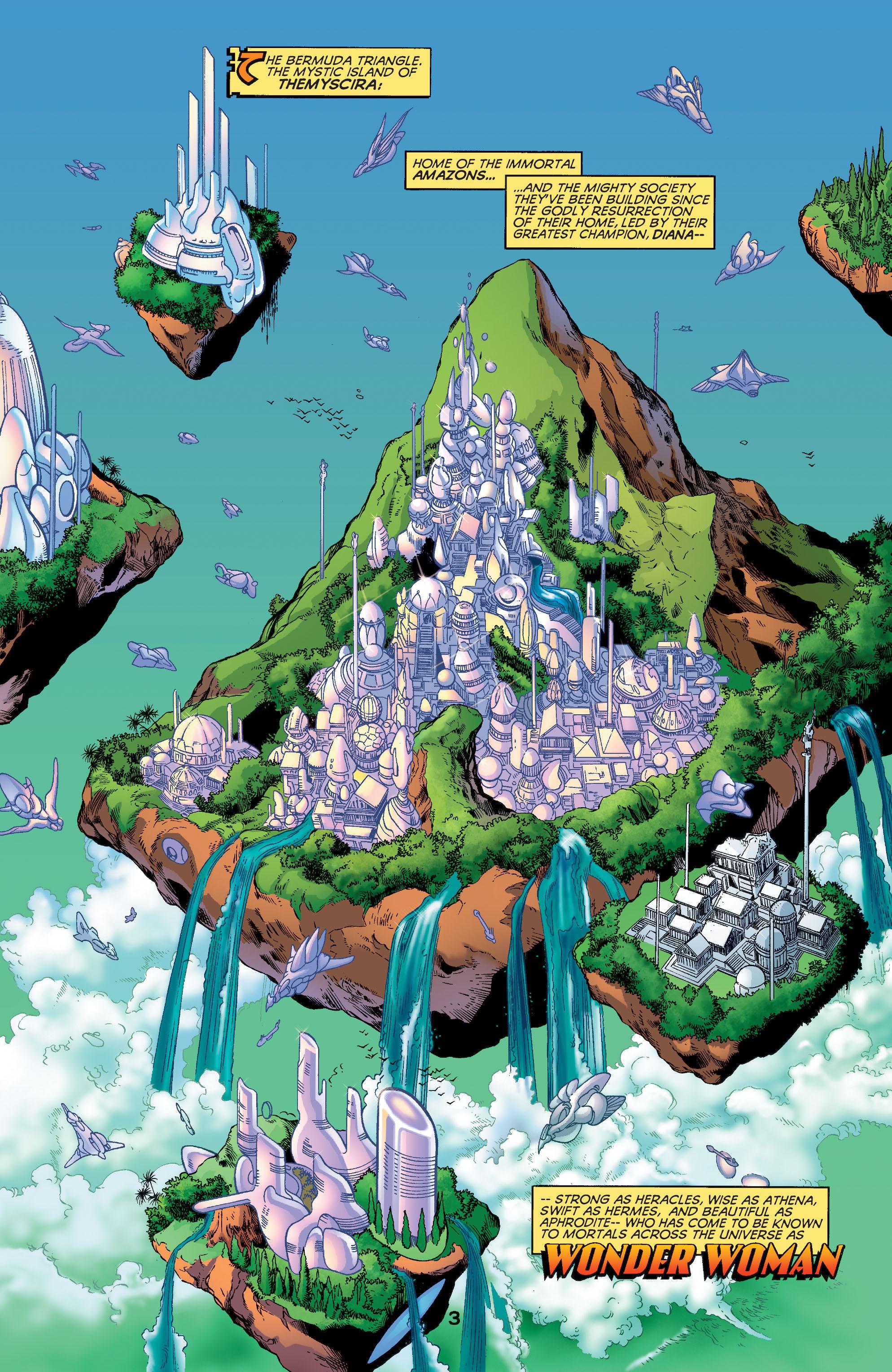 Read online Wonder Woman (1987) comic -  Issue #186 - 4