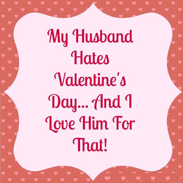 Valentine's Day Husband