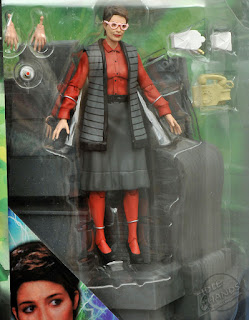 Diamond Select Ghostbusters Janine Melnitz Action Figure
