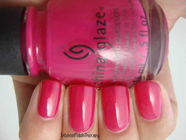 China Glaze - Fuchsia Fanatic