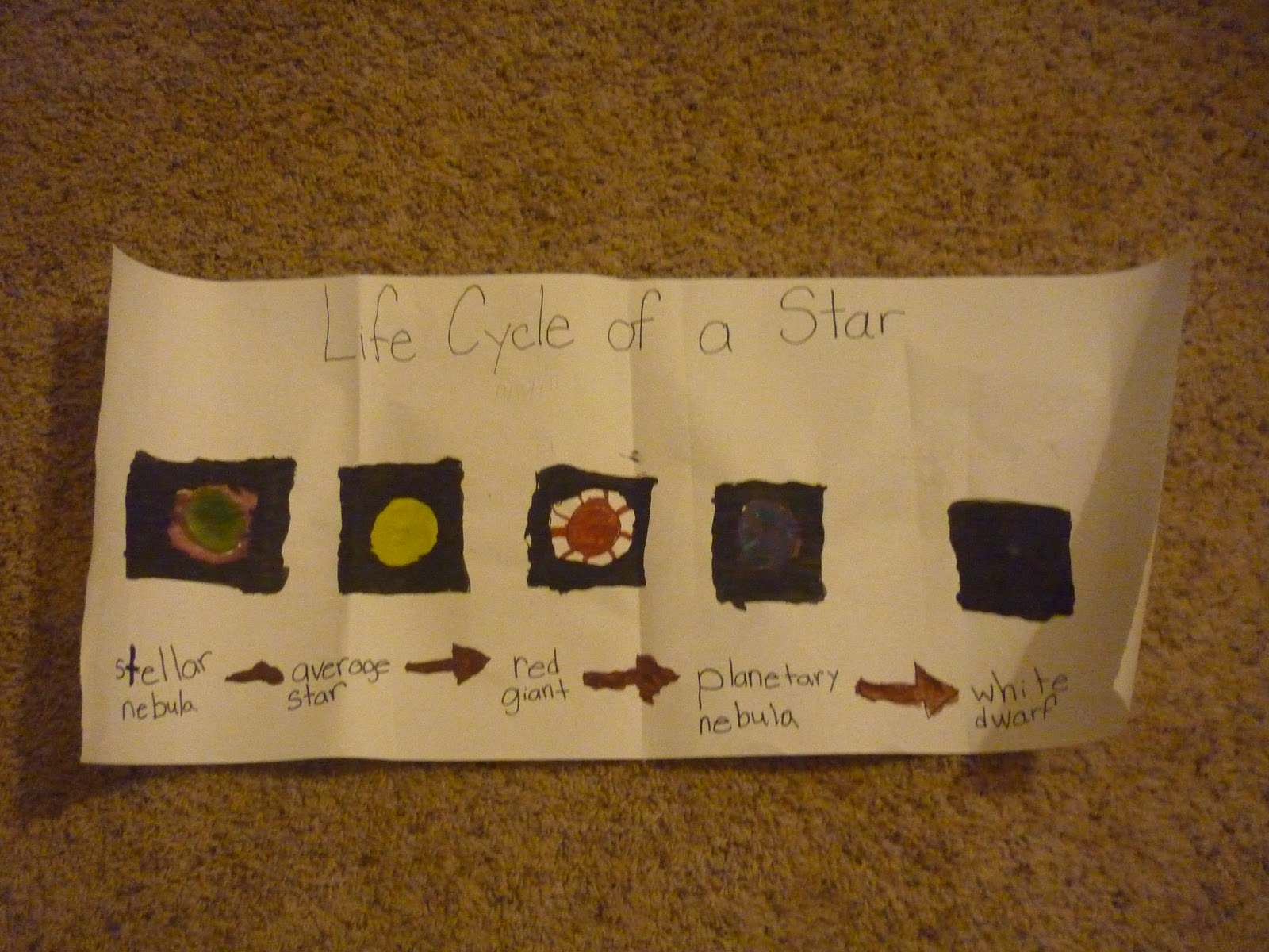 We Don T Need No Education The Life Cycle Of The Star
