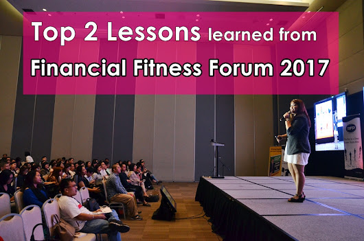 [Speaker] Financial Fitness Forum 2017