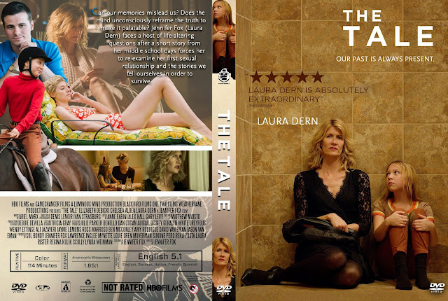 The Tale DVD Cover