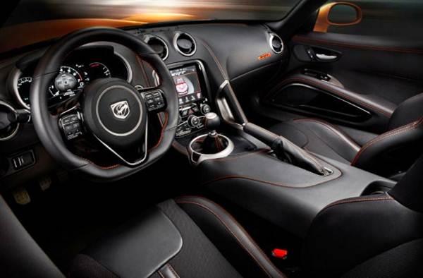 2017 Dodge Viper Configurations Production