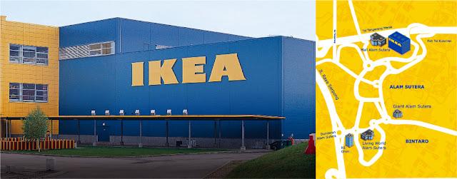 IKEA Pusat Belanja Furnitur Terlengkap dan Berkualitas