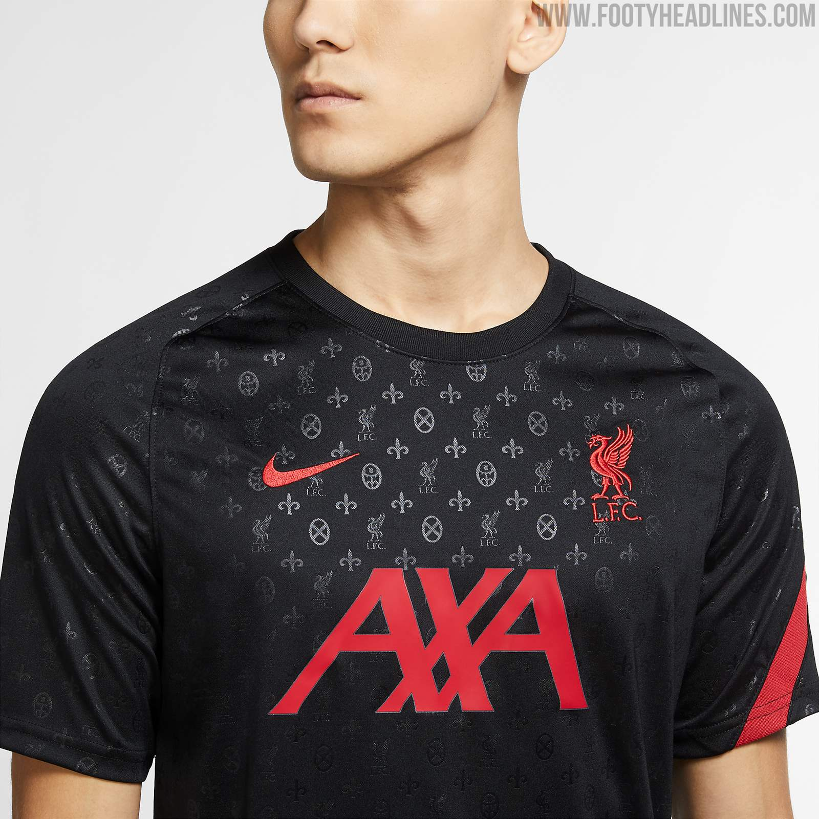 Liverpool 20-21 Pre-Match Shirt Released - Footy Headlines