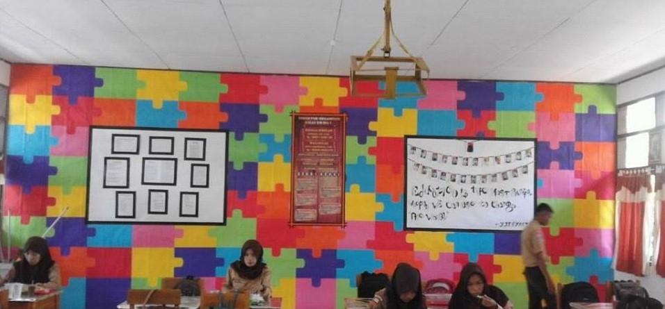 59 Dekorasi Kelas SMA Paling Kreatif yang Wajib Ditiru