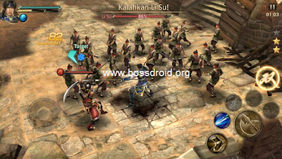 Download Dinasty Warriors Unleashed Apk