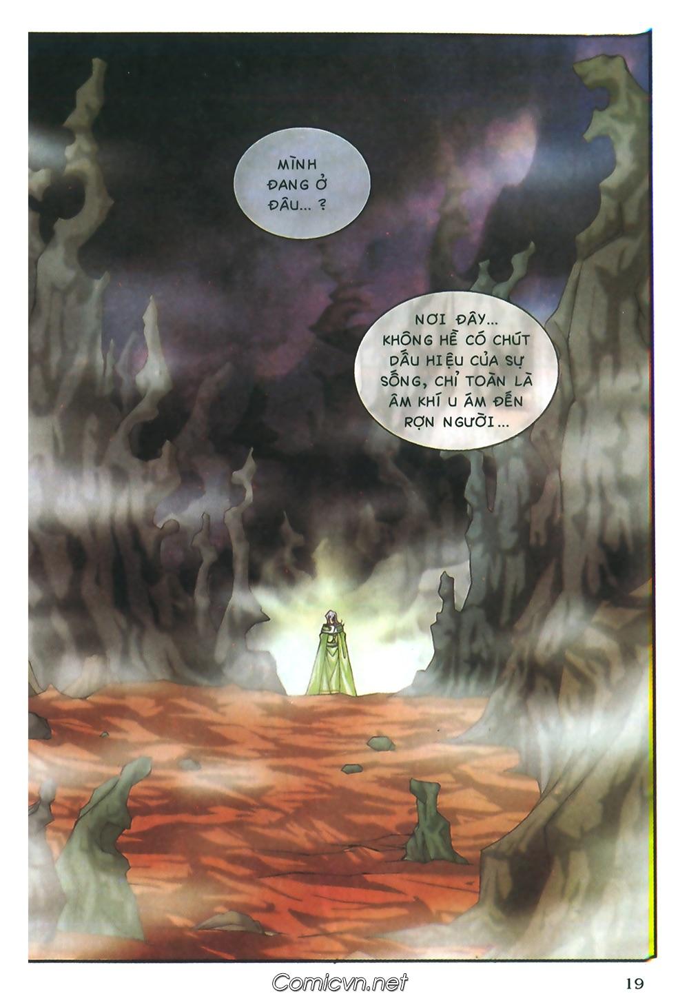 Thần thoại Bắc Âu - Chapter 42: Cơn ác mộng - Pic 20