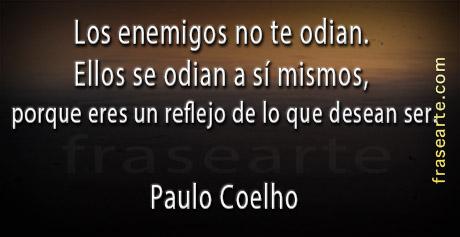 Los enemigos no te odian - Paulo Coelho