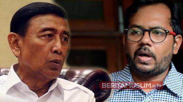 Haris Tahu Alasan Wiranto Pilih Sumpah Pocong Ketimbang Penyelesaian Hukum