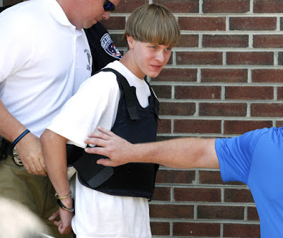 SHOOTER DYLANN ROOF WHO KILLED 9 BLACK AME CHURCH MEMBERS IS SENTENCED TO DEATH