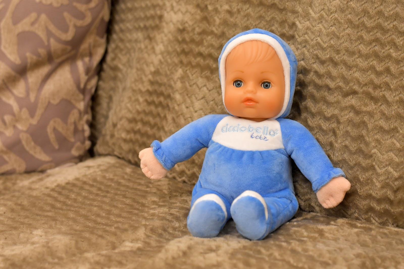 bambolotto per neonati