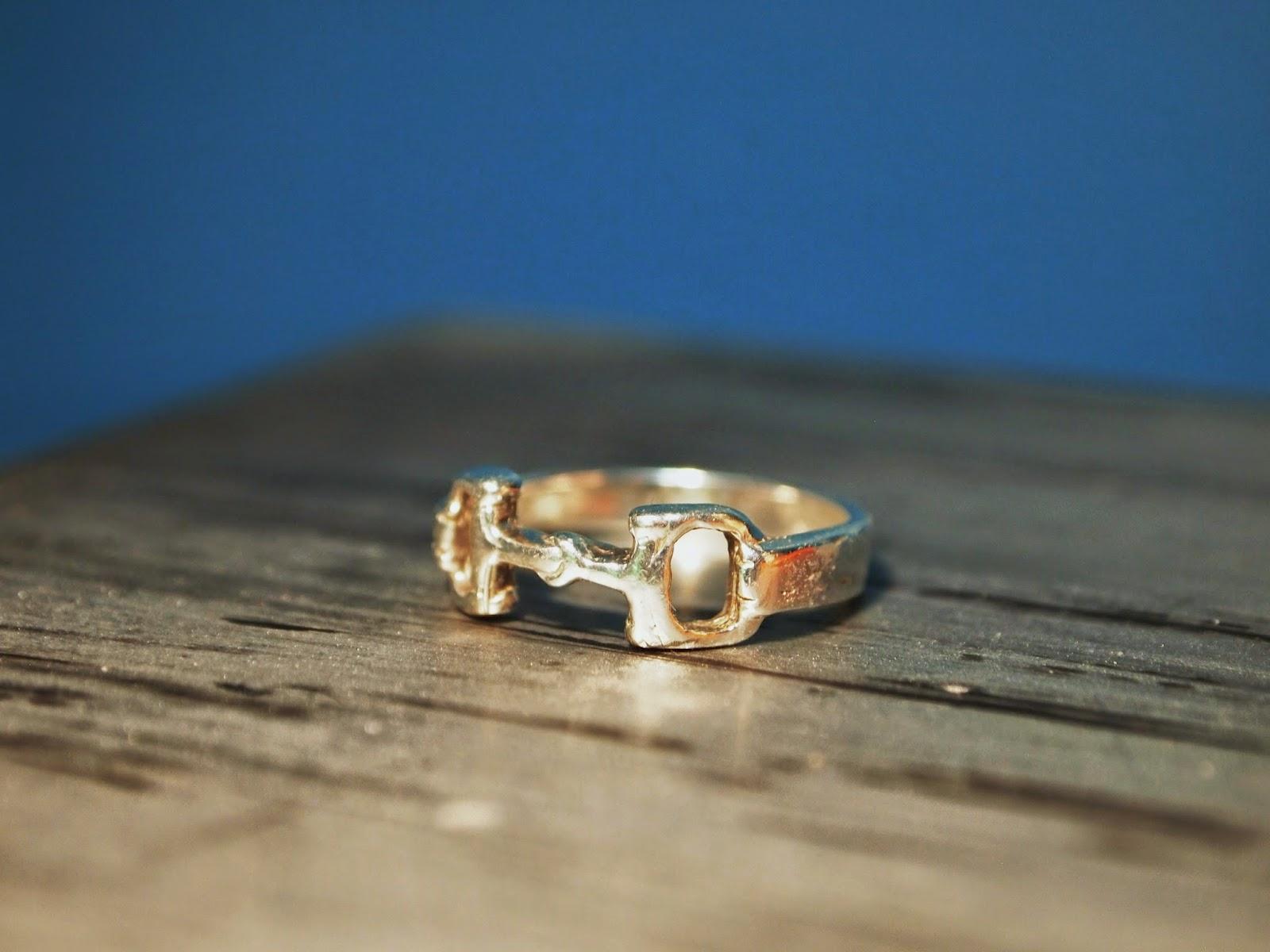 Pure Horse Sense Blog- Loriece dee ring snaffle bit ring