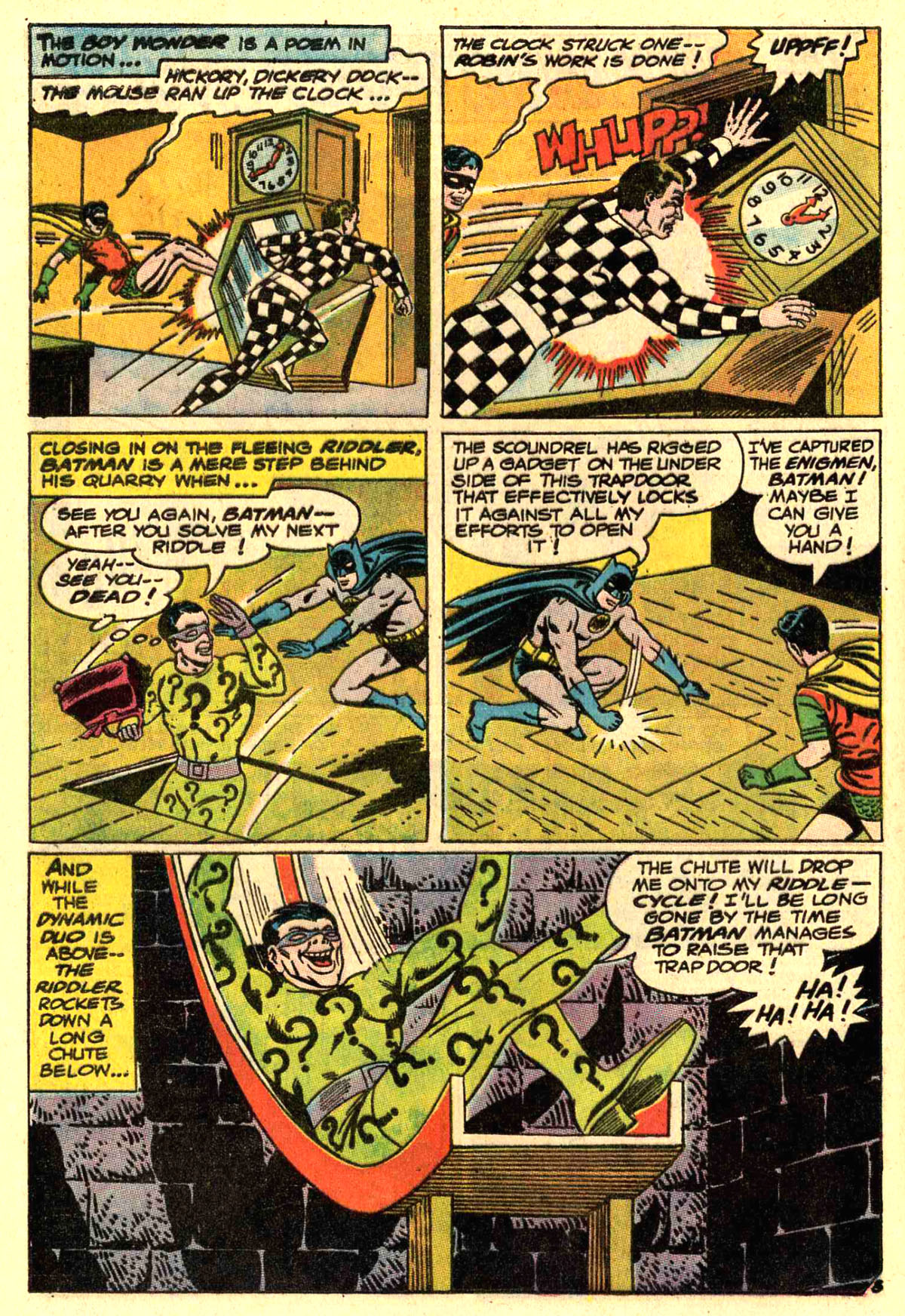 Detective Comics (1937) 362 Page 11