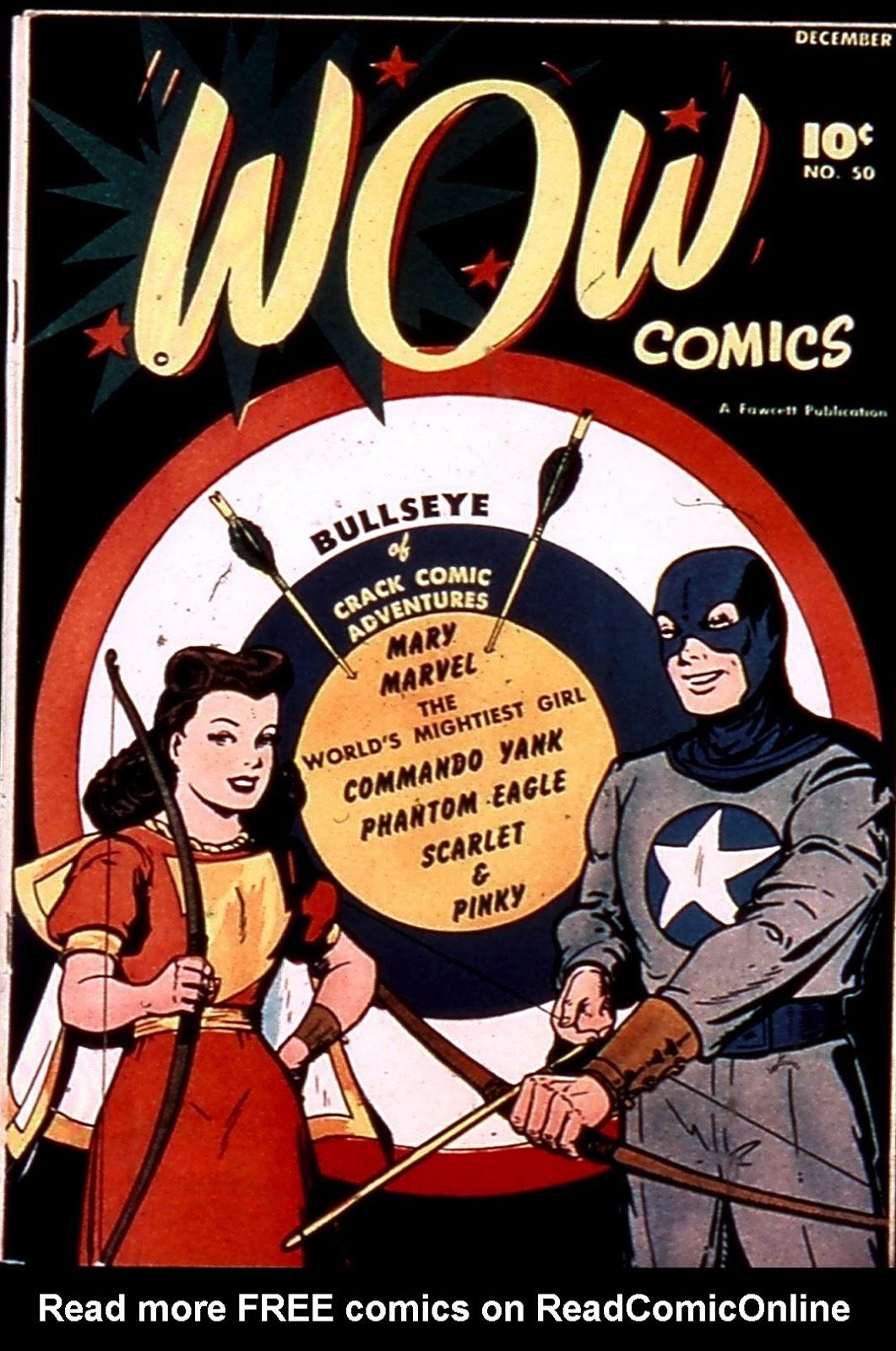 Wow Comics 50 Page 1