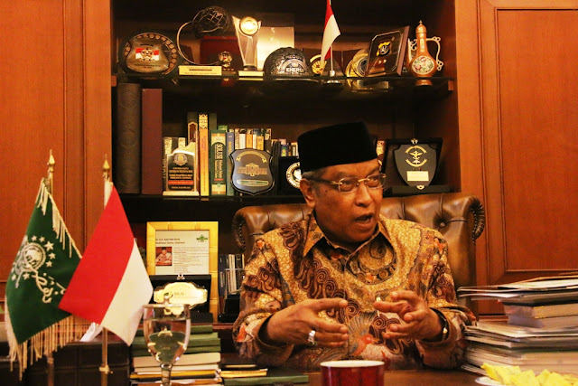 Tugas Kita Membangun Indonesia, Bukan Mengubah Dasar Negaranya