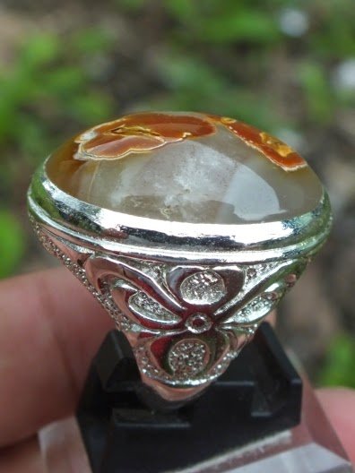natural chalcedony agate