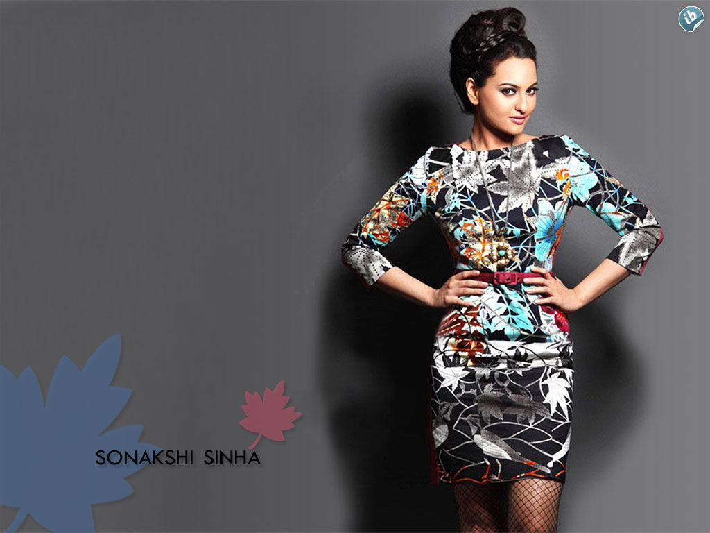 Sonakshi Sinha Hd Wallpapers: Kali Wallpaper: Sonakshi Sinha 2012 Latest HD Wallpapers