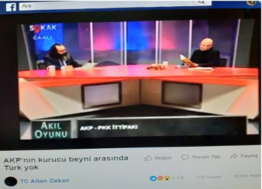 """""""Akp Kurucularının hiç biri Türk Değil""""miş!"""