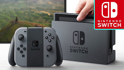 nintendo switch nintendo nx