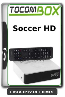 Tocombox Soccer HD Nova Atualização Satélite SKS Keys 61w ON V1.029 - 24-03-2020
