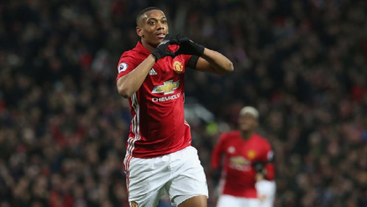 Martial Dapat Setingkat lebih Hebat dari Hazard