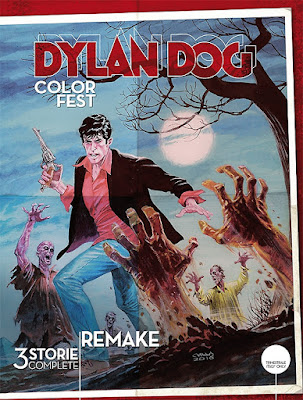 Dylan Dog Color Fest #18