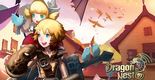 Yuk Kita Bermain Game Dragon Nest M Di Handphone Android Dan iOS