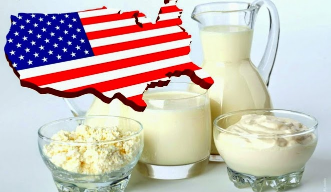 Yerli ve milli: Türkiye ABD'den süt ithal edecek!