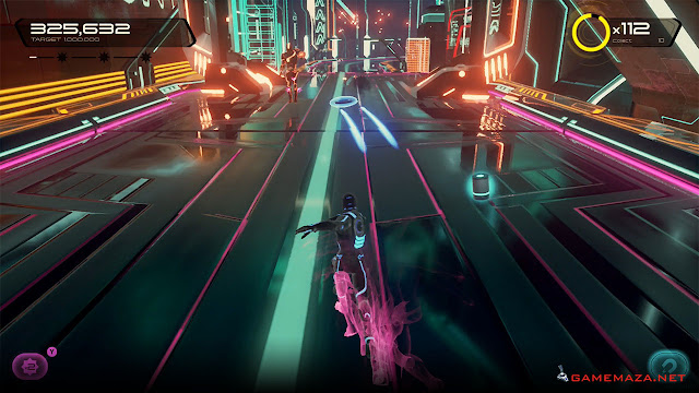 Tron Run R Gameplay Screenshot 1