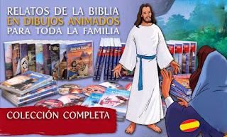 Resultado de imagen de historias animadas dela biblia