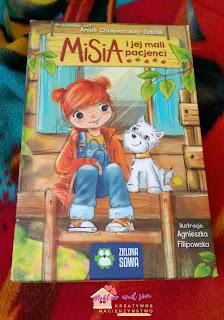 Zostań Młodym weterynarzem w towarzystwie Misi i jej przyjaciół z Lipowej Kliniki. Nowość wydawnicza Zielonej Sowy.