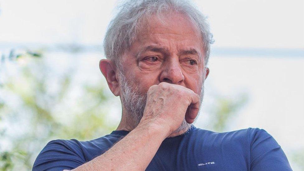 Lula fue condenado en abril a 12 años en la prisión federal de Curitiba / GETTY IMAGES