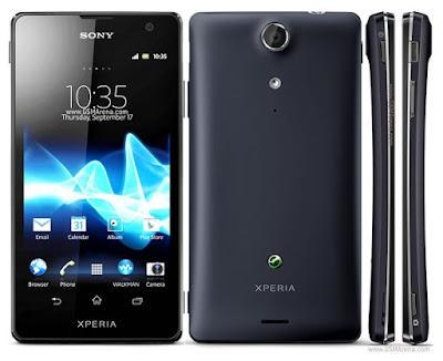HP Android Sony Xperia 2 Jutaan Xperia TX