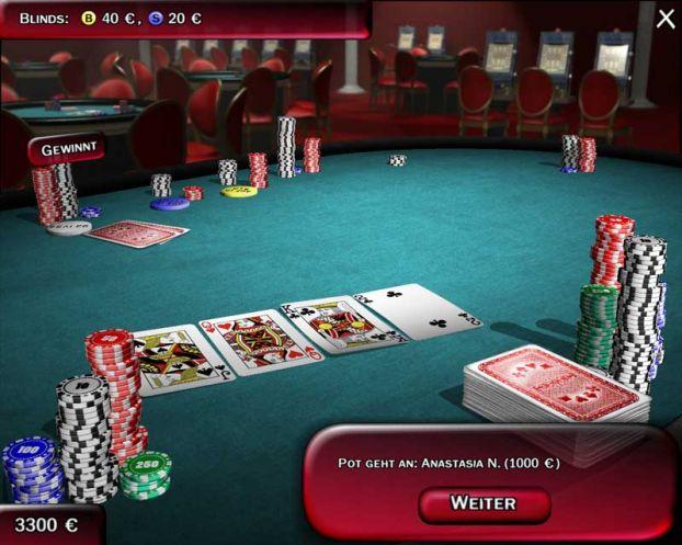 Em hold poker strip texas