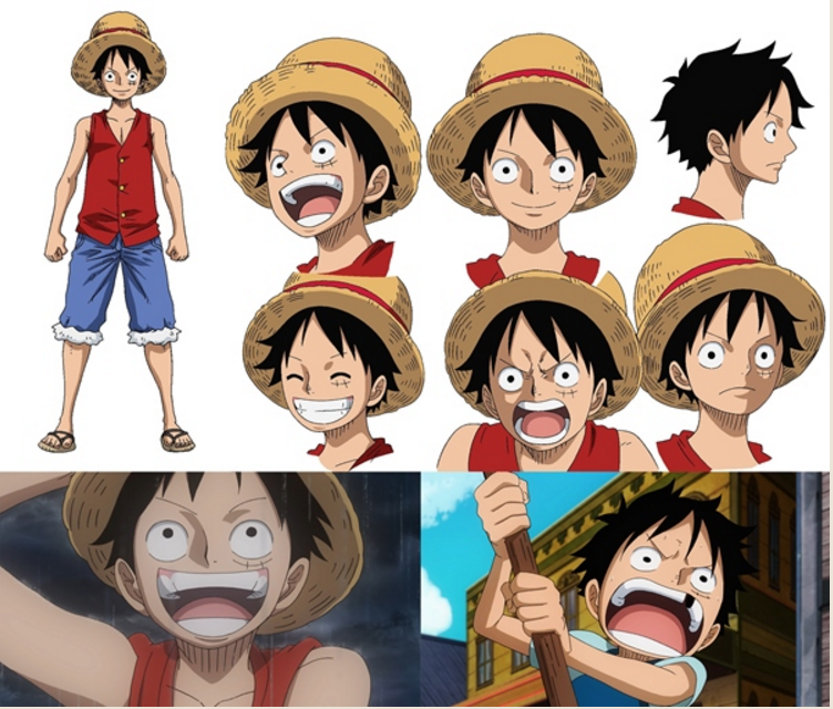 Character Design One Piece : One piece episode east blue new promotional video revealed