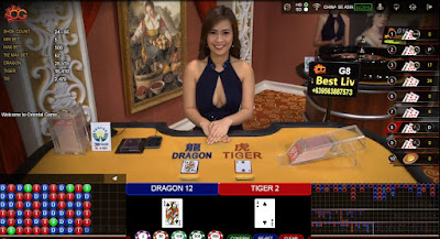 Cara Main Dragon Tiger Online QBet99.info