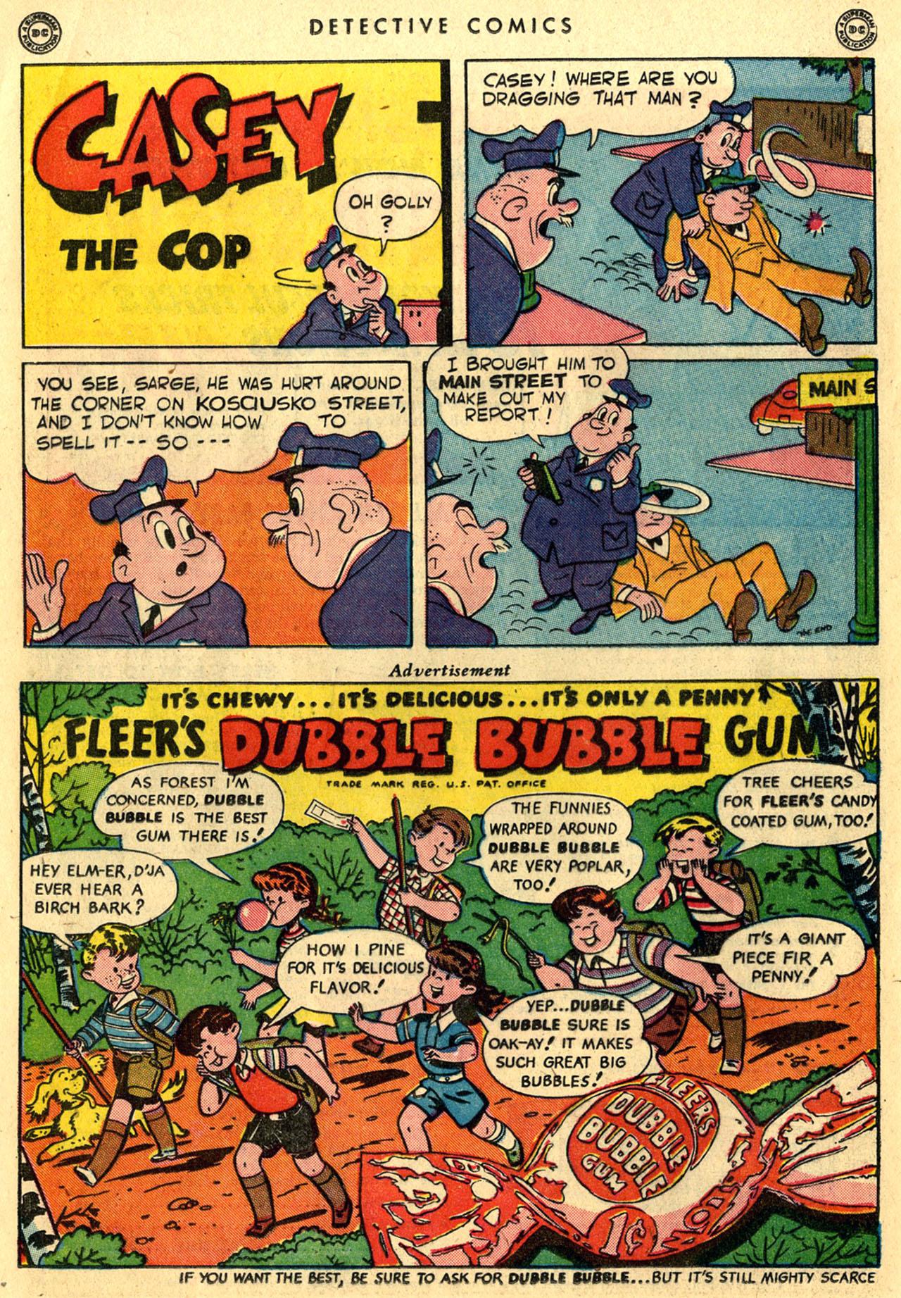 Read online Detective Comics (1937) comic -  Issue #118 - 36