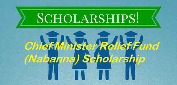Chief minister relief fund nabanna scholarship 2018 19 application all the eligibility criteria application process amounting scheme important documents selection process and contact details are described below altavistaventures Gallery
