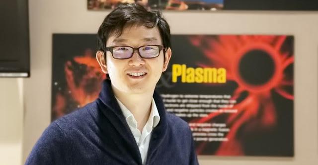 PPPL physicist Chuanfei Dong