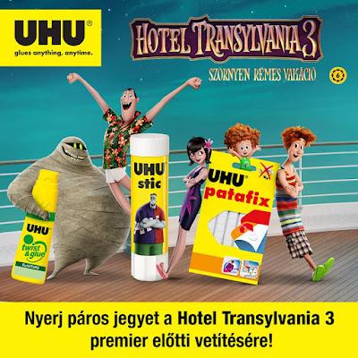 Pirex Papír Hotel Transylvania Nyereményjáték