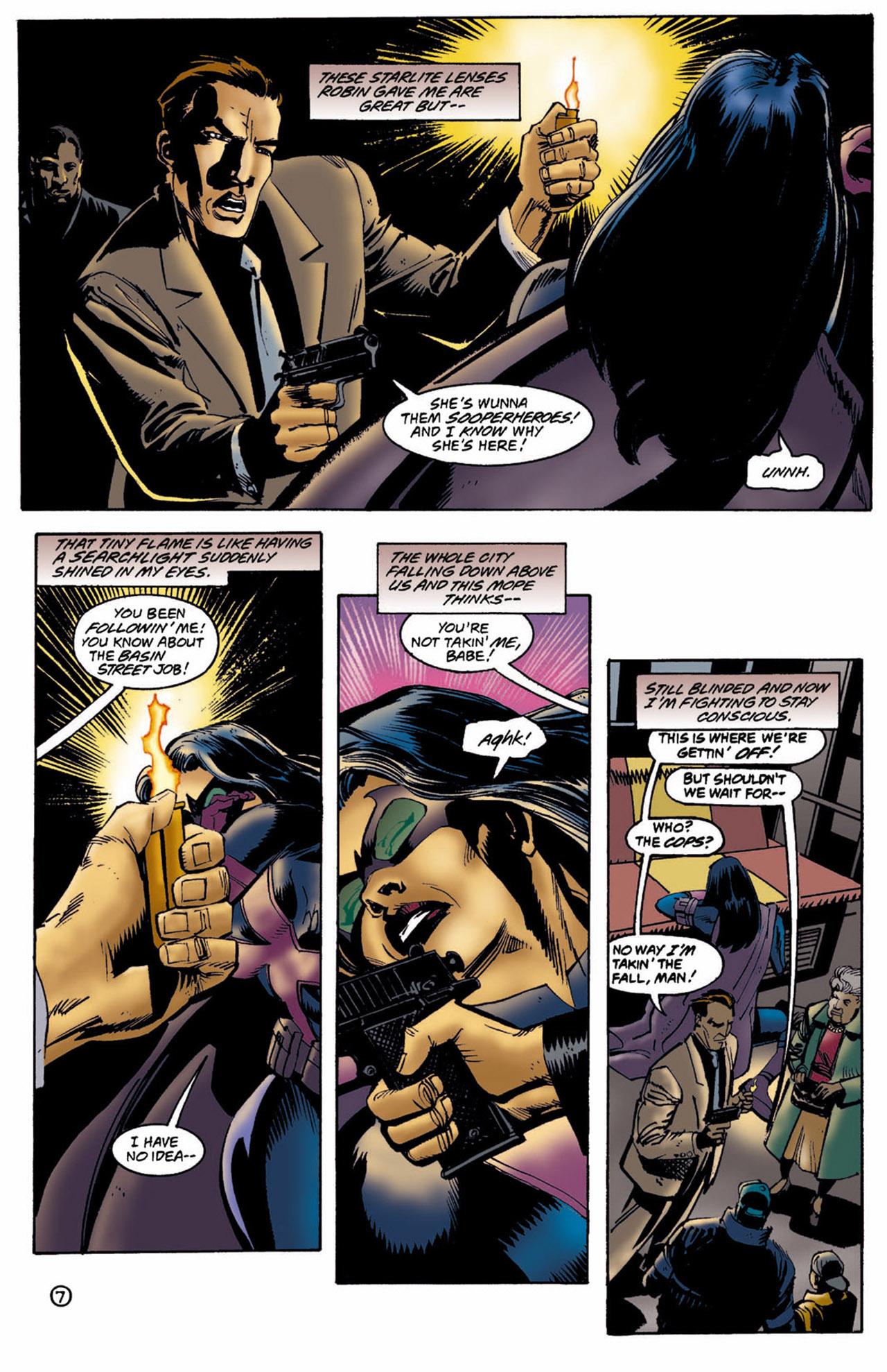 Detective Comics (1937) 720 Page 6