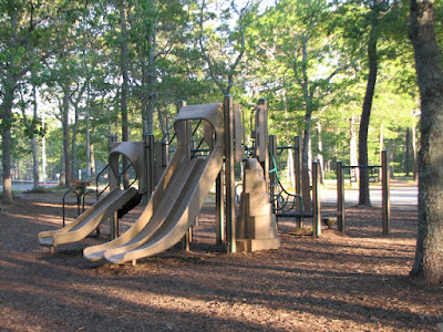 Johnny Kelley Recreation Area Slides