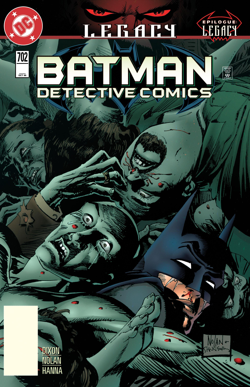 Detective Comics (1937) 702 Page 1