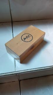 Box Kayu Custom