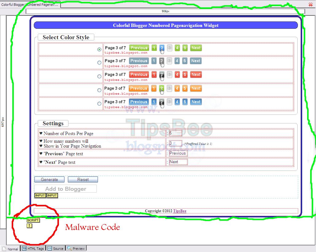 T.malware আপনার তৈরীকৃত HTML ফাইলের SIZE কি Auto বেড়ে যাচ্ছে ?