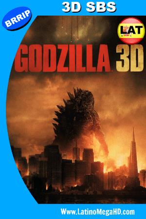 Godzilla (2014) Latino Full 3D SBS 1080P (2014)
