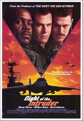 Flight Of The Intruder 1991 BluRay Hindi 350Mb Dual Audio 480p